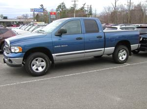 2002 DODGE RAM 1500 2DR REG CAB 4WD